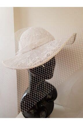BAHARÇİÇEKEVİ Gelin Şapkası