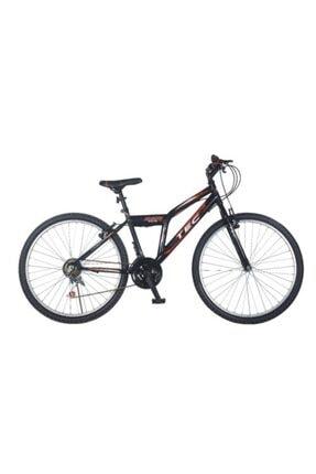 TEC 24 Jant 21 Vites Siyah Kırmızı Dağ Bisiklet