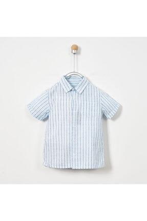 Panço Kısa Kollu Gömlek 19112069100