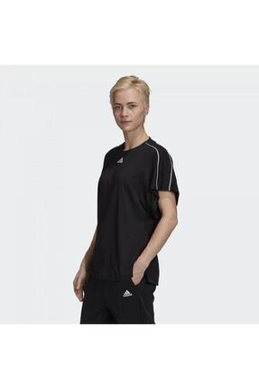 adidas Kadın Siyah Spor T-shirt