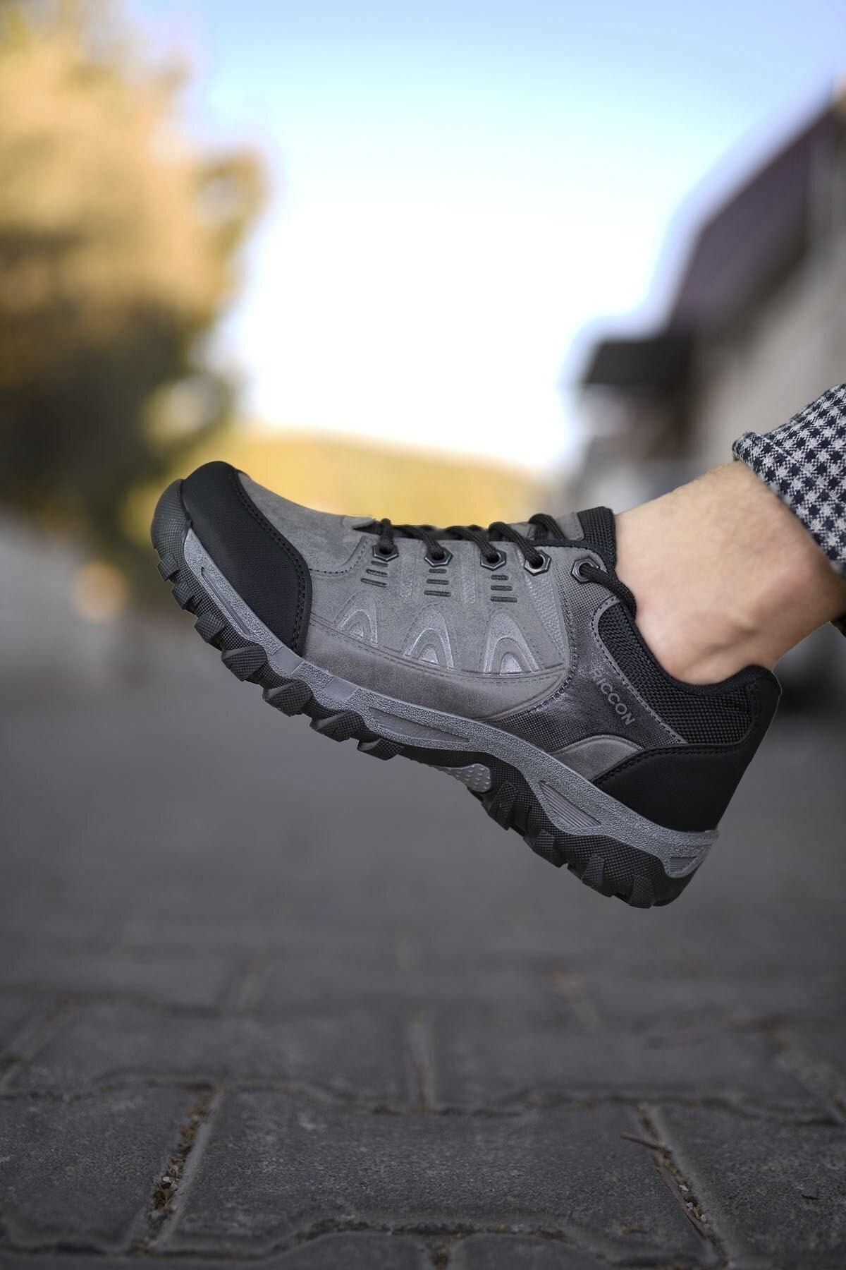 Riccon Füme Erkek Trekking Ayakkabı 00127053 1