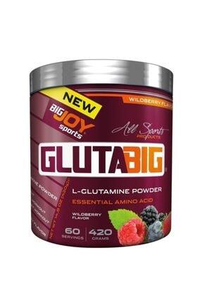 Big Joy Bigjoy Gluta Big % 100 Glutamine Powder 420 gr Orman Meyveleri