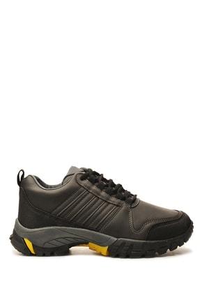 Bulldozer 210420 Fume Sarı Erkek Treakıng Ayakkabı