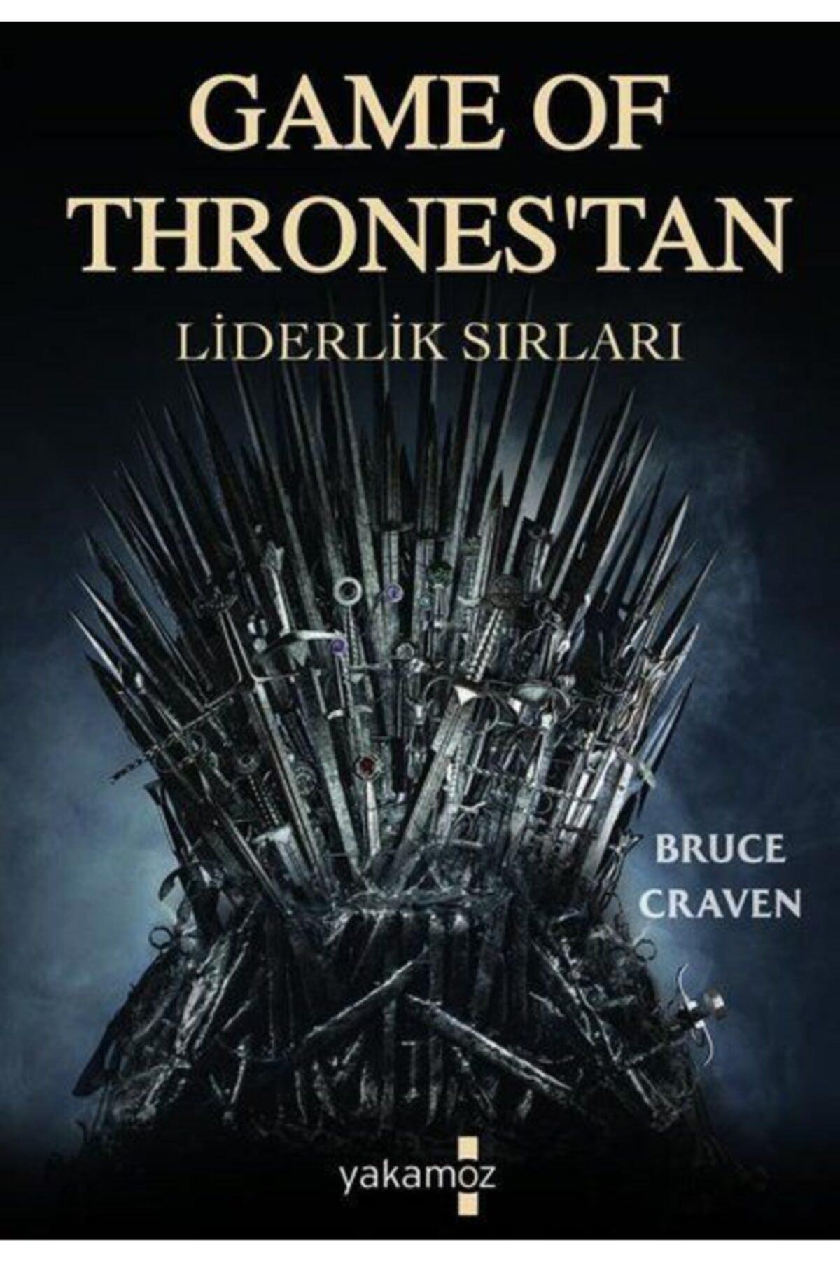 Yakamoz Yayınları Game Of Thrones'tan Liderlik Sırları 1