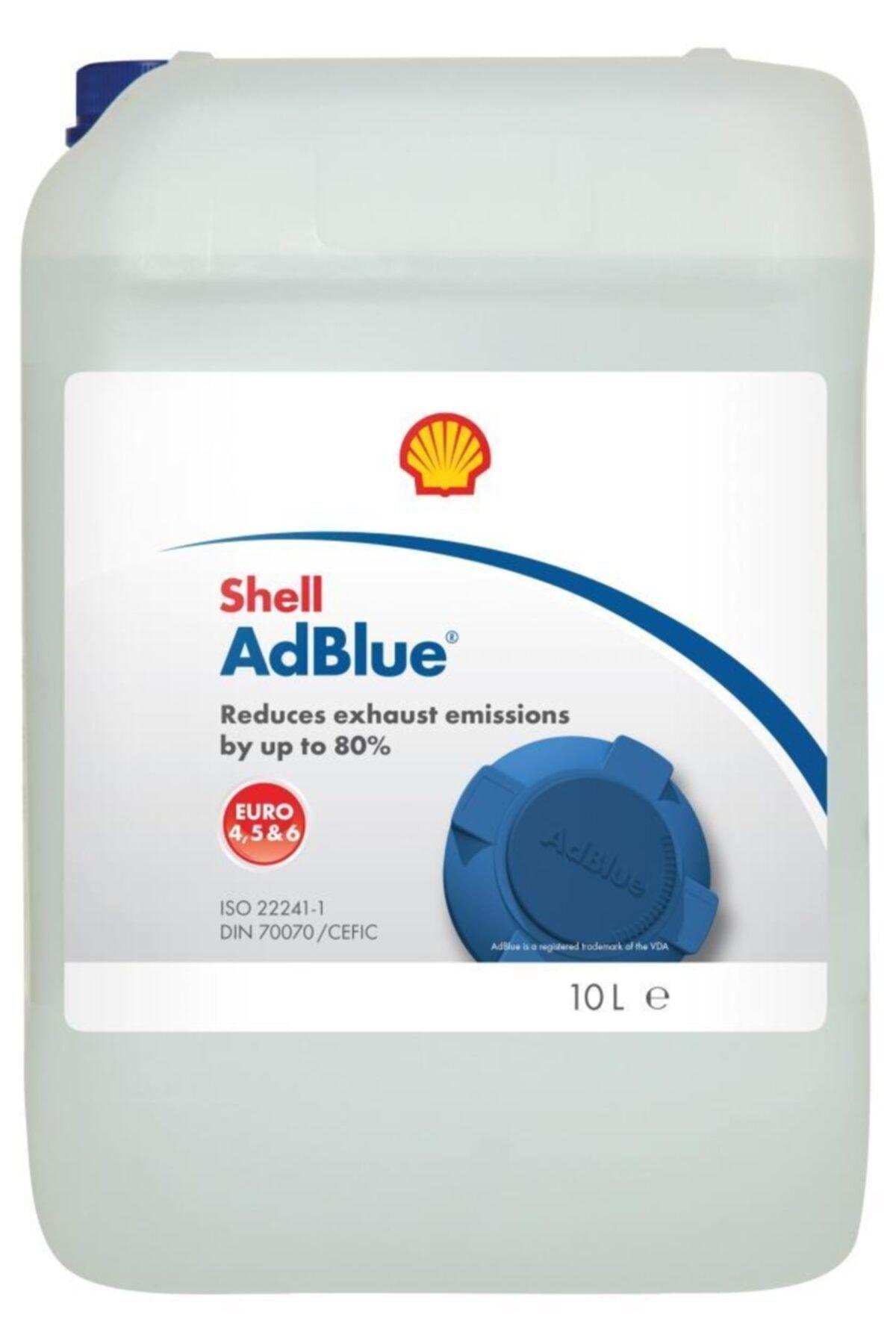 SHELL Adblue - 10 Lt 2