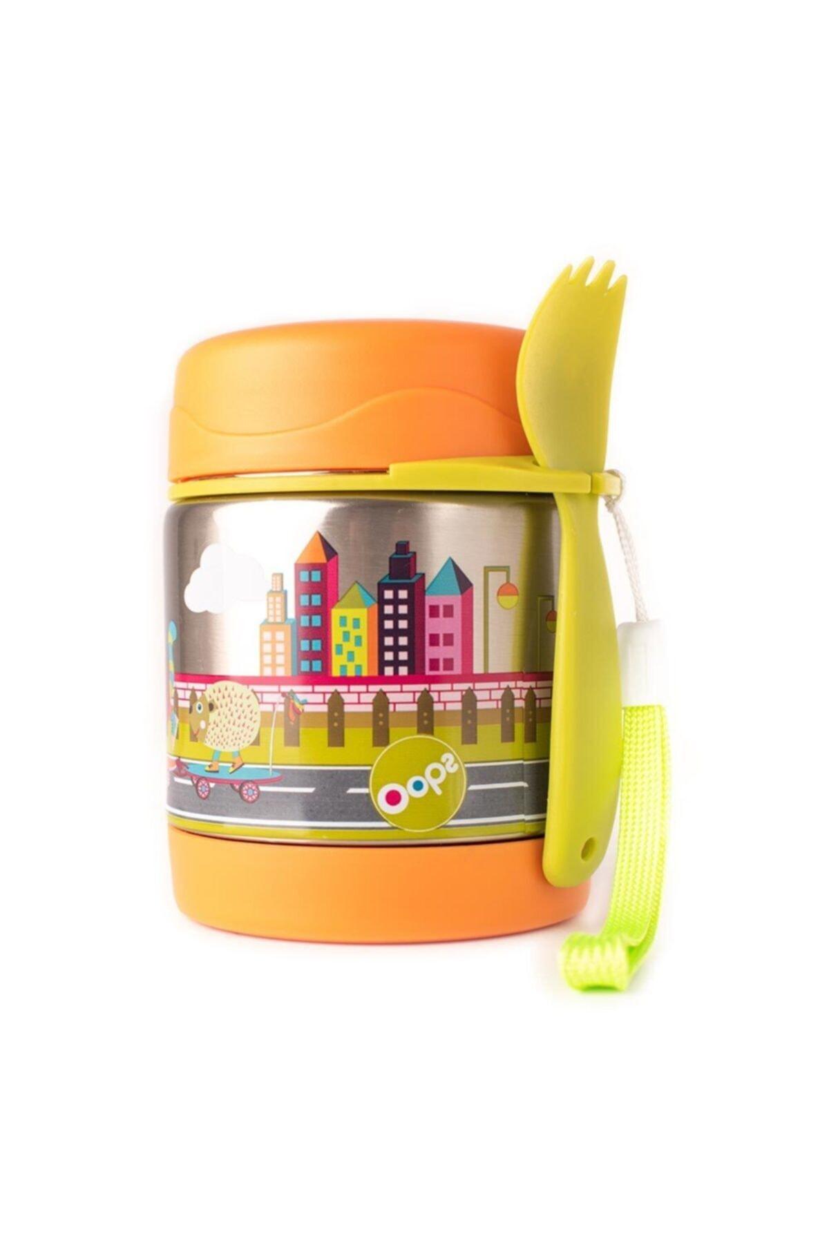 OOPS Yemek Termosu Şehir 1