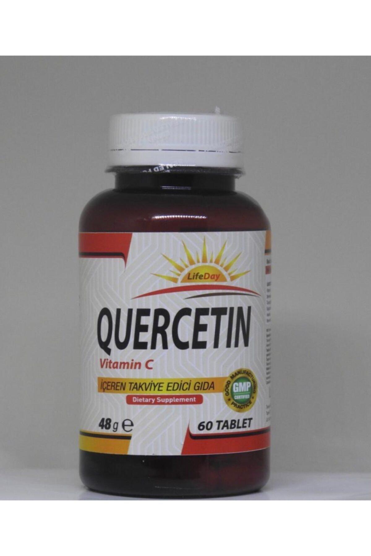 Lifeday Vitamin C Quercetin 250 mg 120 Tablet C 1