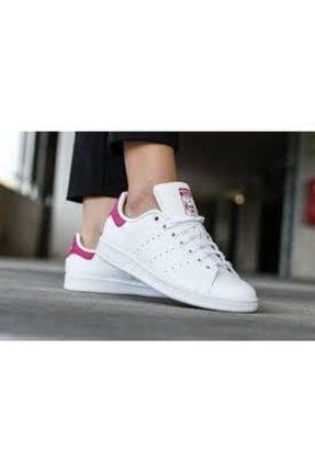 adidas Kadın Beyaz Stan Smith Spor Ayakkabı B32703