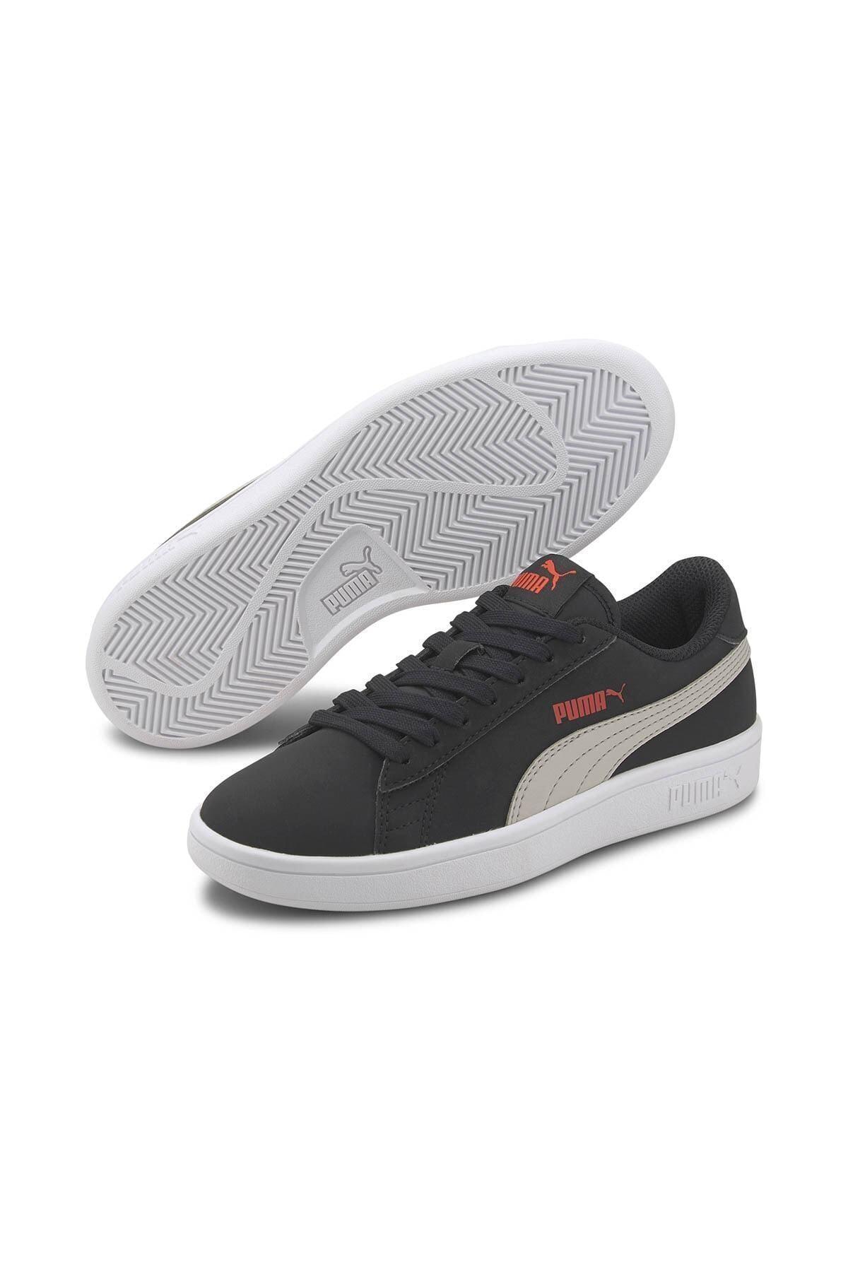Puma Kadın Sneaker - Smash V2 Buck Jr - 36518219 1