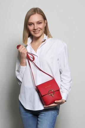 Marie Claire Kadın Kırmızı Postacı Çantası Darla Mc212103195