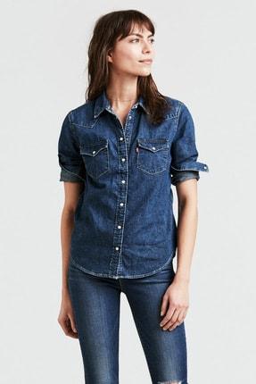 Levi's Kadın Jean Gömlek 58930-0001