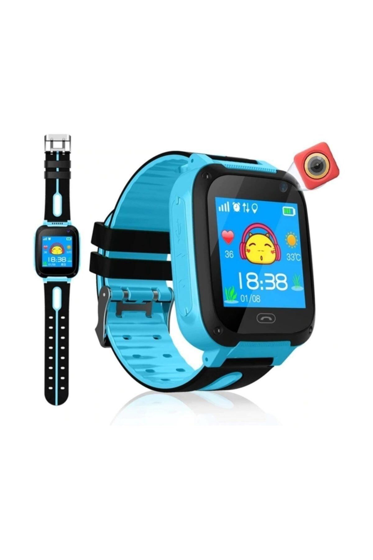 BabySmart Akıllı Saat - Çocuk Takip Saati - Gps - Sim Kartlı Arama- Kameralı 1