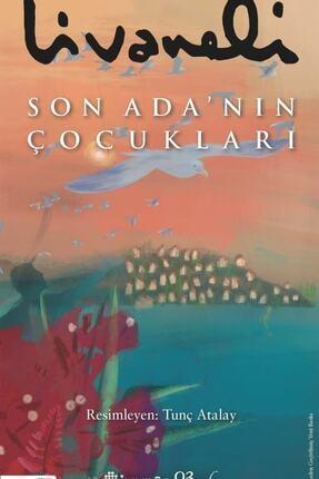 İnkılap Kitabevi Son Ada'nın Çocukları (ciltli) - Zülfü Livaneli 9789751041388