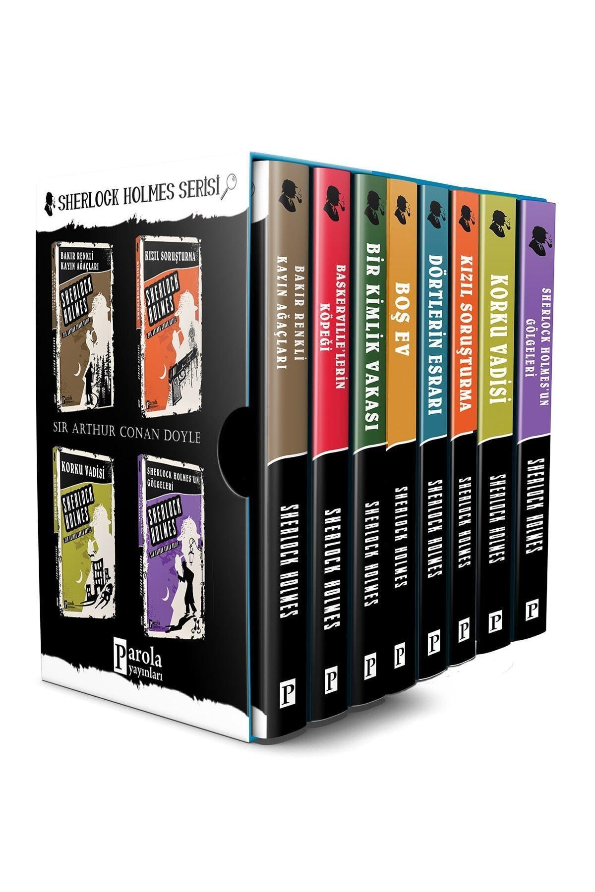 Parola Yayınları Sherlock Holmes Seti (8 Kitap) 1