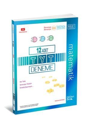 Üç Dört Beş Yayıncılık 345 - Tyt 12 Li Matematik Deneme 2021 Model