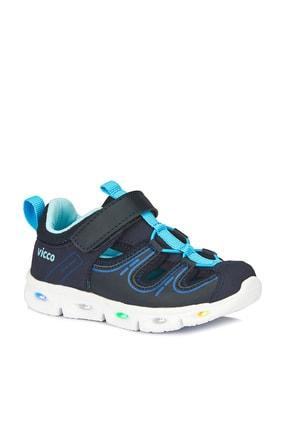 Vicco Yuki Erkek Çocuk Lacivert Spor Ayakkabı