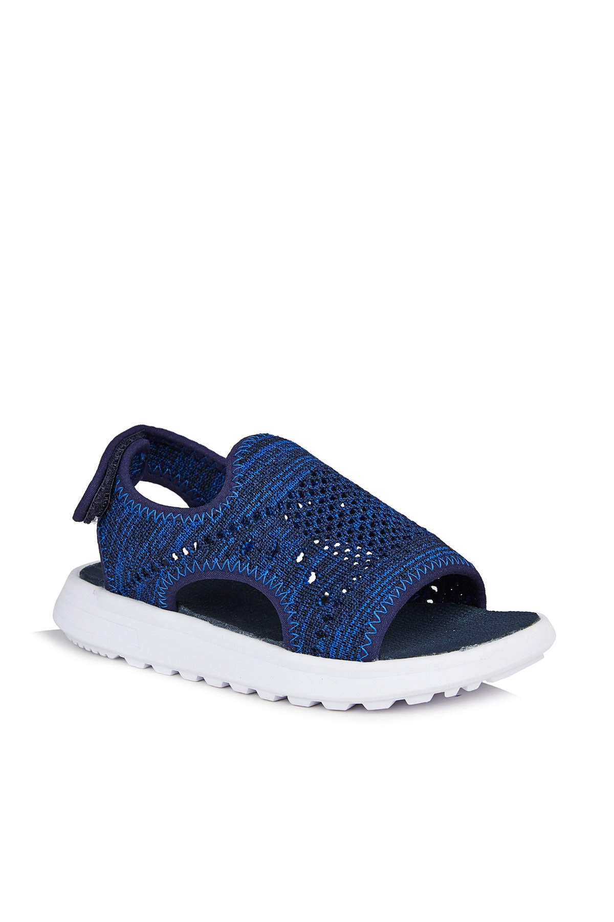 Vicco Macaron Erkek Çocuk Lacivert Sandalet 1