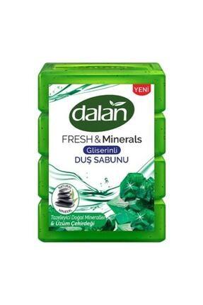 Dalan Fresh & Minerals Doğal Mineraller Duş Sabunu 4x150 gr