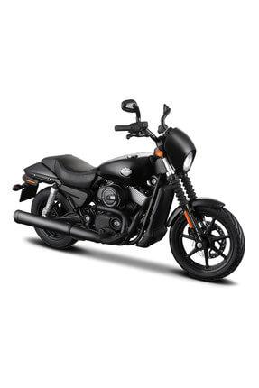 Maisto Harley Davidson 2015 Street 750 1:18 Model Motorsiklet /