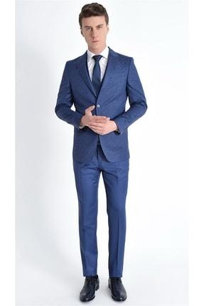 Efor Tk 774 Slim Fit Parlement Klasik Takım Elbise