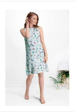 Pierre Cardin 7504 Yazlık Gecelik Ev Elbisesi