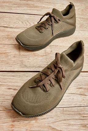 Bambi Haki Erkek Sneaker L1816300082