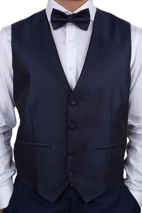 Kravatkolik Lacivert Renk Damat Yeleği Ylk06