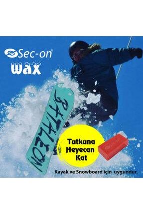Sec on Sec-on Soğuk Wax Kayak Ve Snowboard Wax