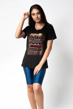 CNS Püsküllü T-shirt