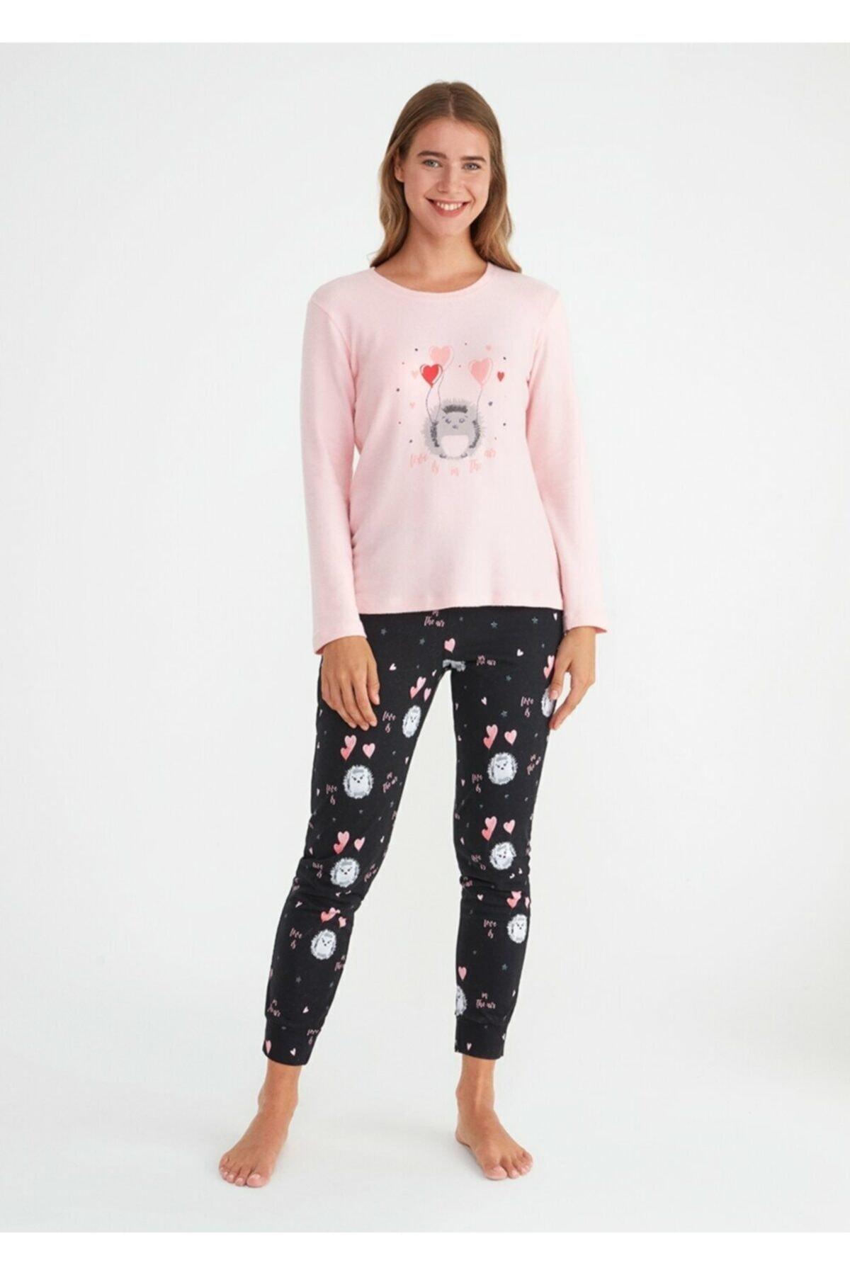 SUWEN Mina A Pijama Takımı 1