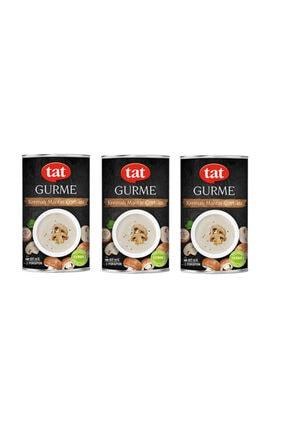 Tat Kremalı Mantar Sıvı Çorba 400 Gr (3 Adet)