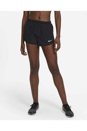 Nike Kadın Siyah Modern Tempo Koşu Şortu  Aj4713-010