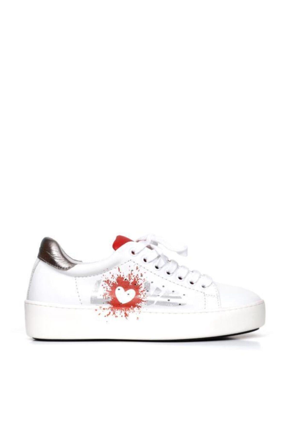 BUENO Shoes Kadın Spor 20wq5001-hea-lve 1