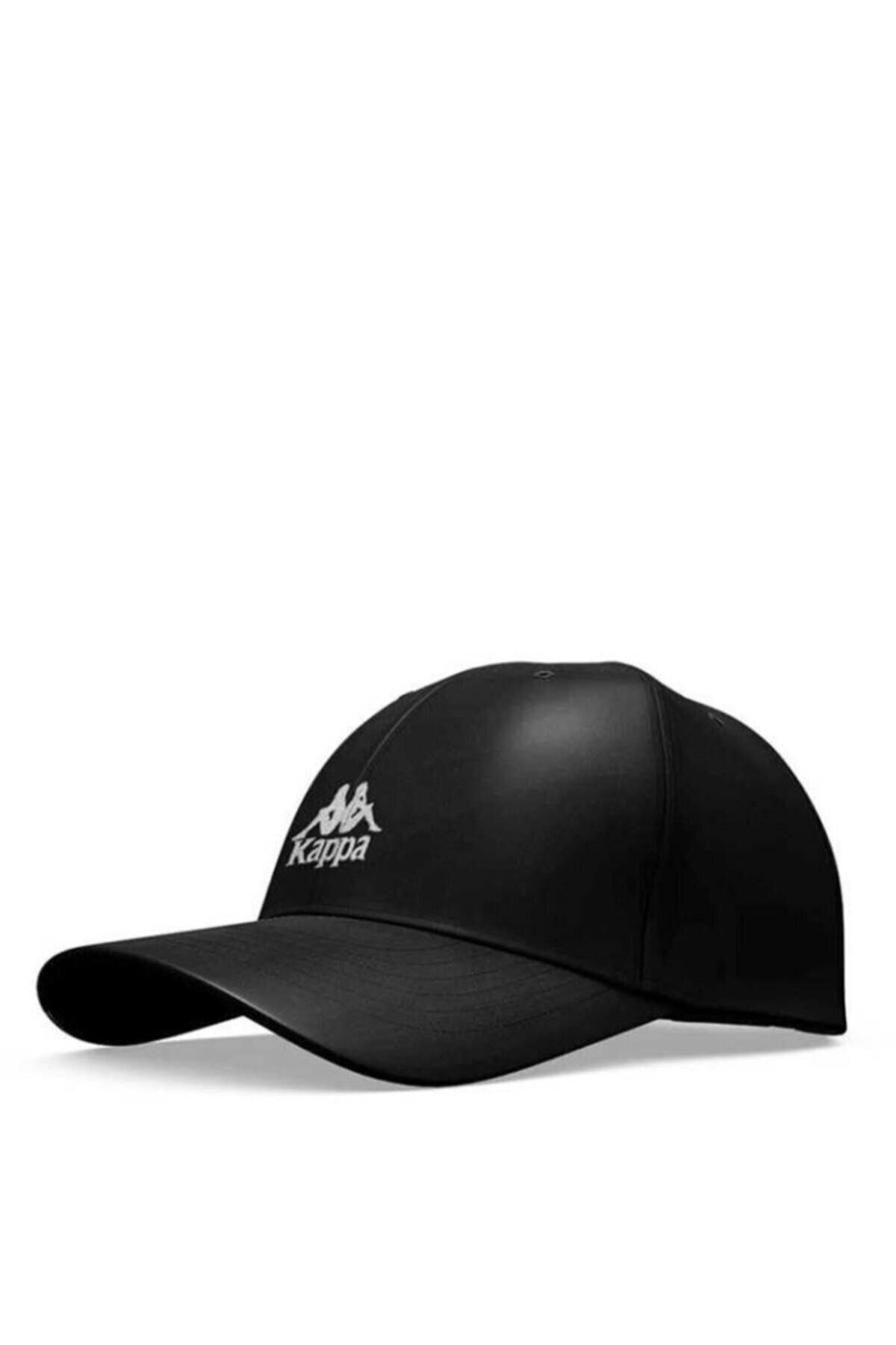 Kappa 304krk0 Şapka Bzadem _ Siyah Tek Ebat 1