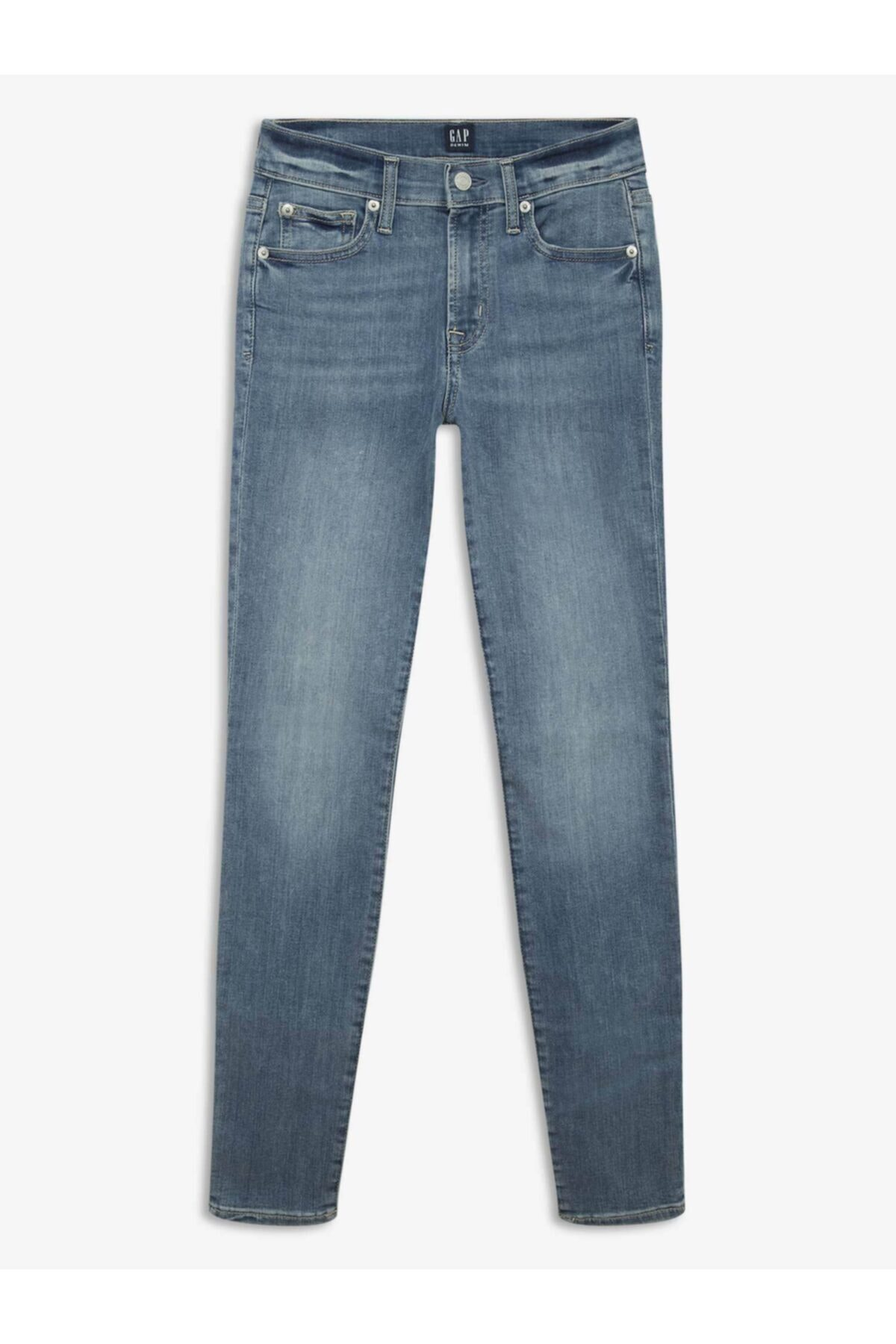 GAP True Skinny Ankle Jean Pantolon 1
