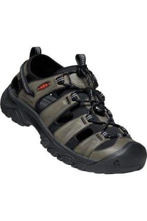 Keen Targhee Iıı Erkek Sandalet Gri/siyah