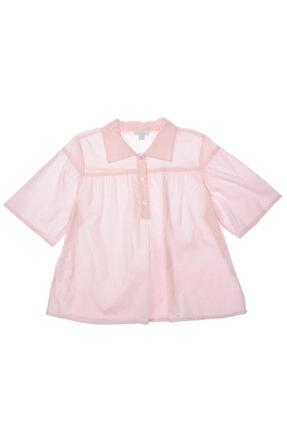 Panço Kız Çocuk Gömlek 1812200100