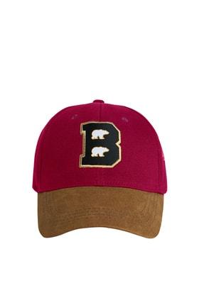 Bad Bear Braın Cap Bordo Spor Şapka