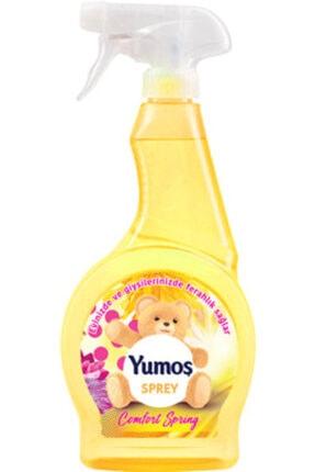 Yumoş Parfüm Oda Ve Giysi Parfümü Sprey Spring 500 ml X  2 Adet