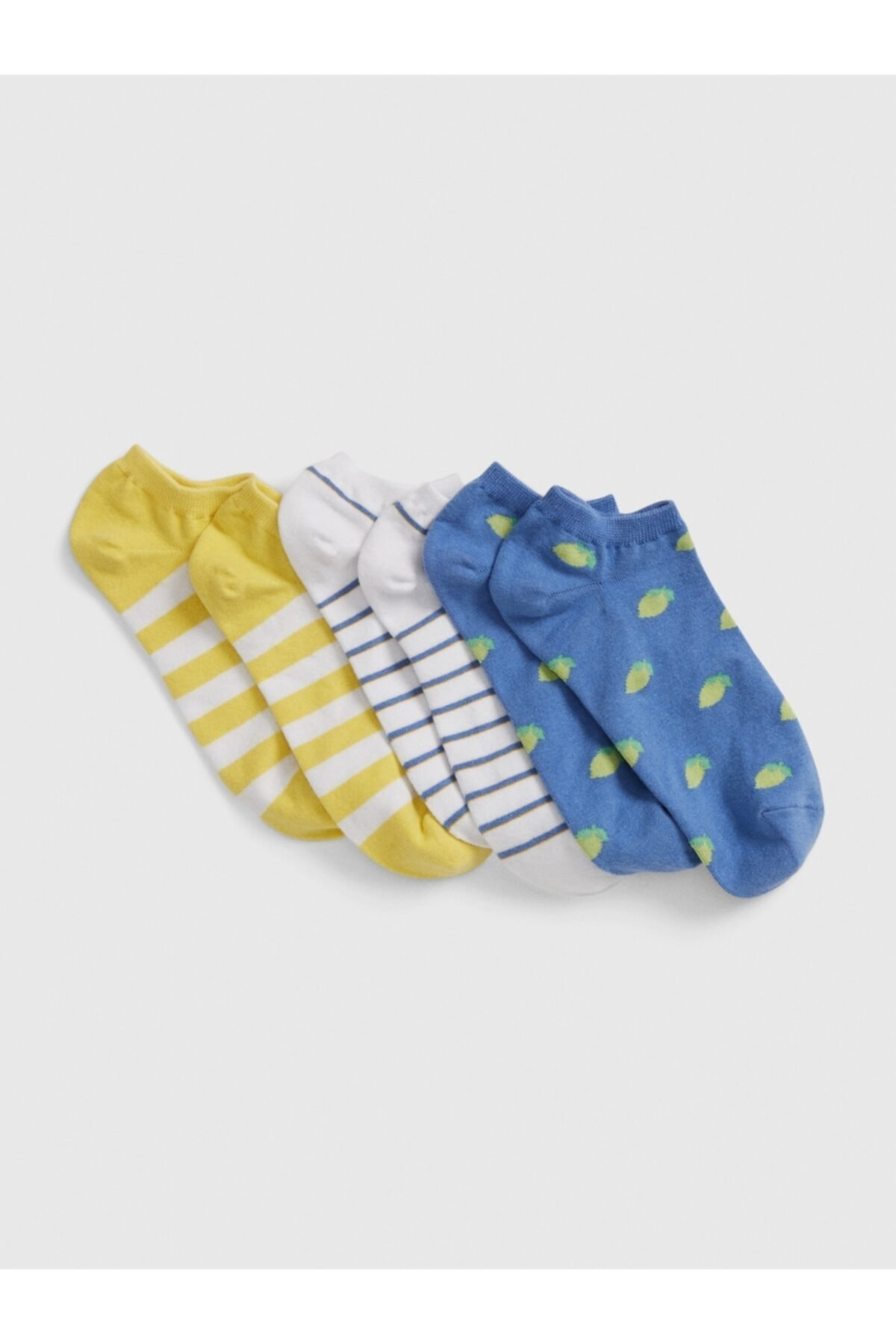 GAP 3'lü Soket Çorap Seti 1