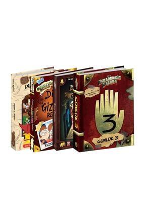 Beta Basım Yayım Esrarengiz Kasaba Mega Seti 4 Kitap