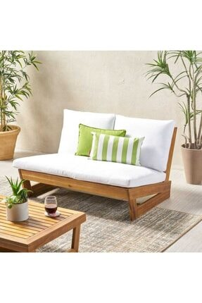 ALG Gardenlüx Bahçe-balkon Yeni Tasarım Koltuk Ikili