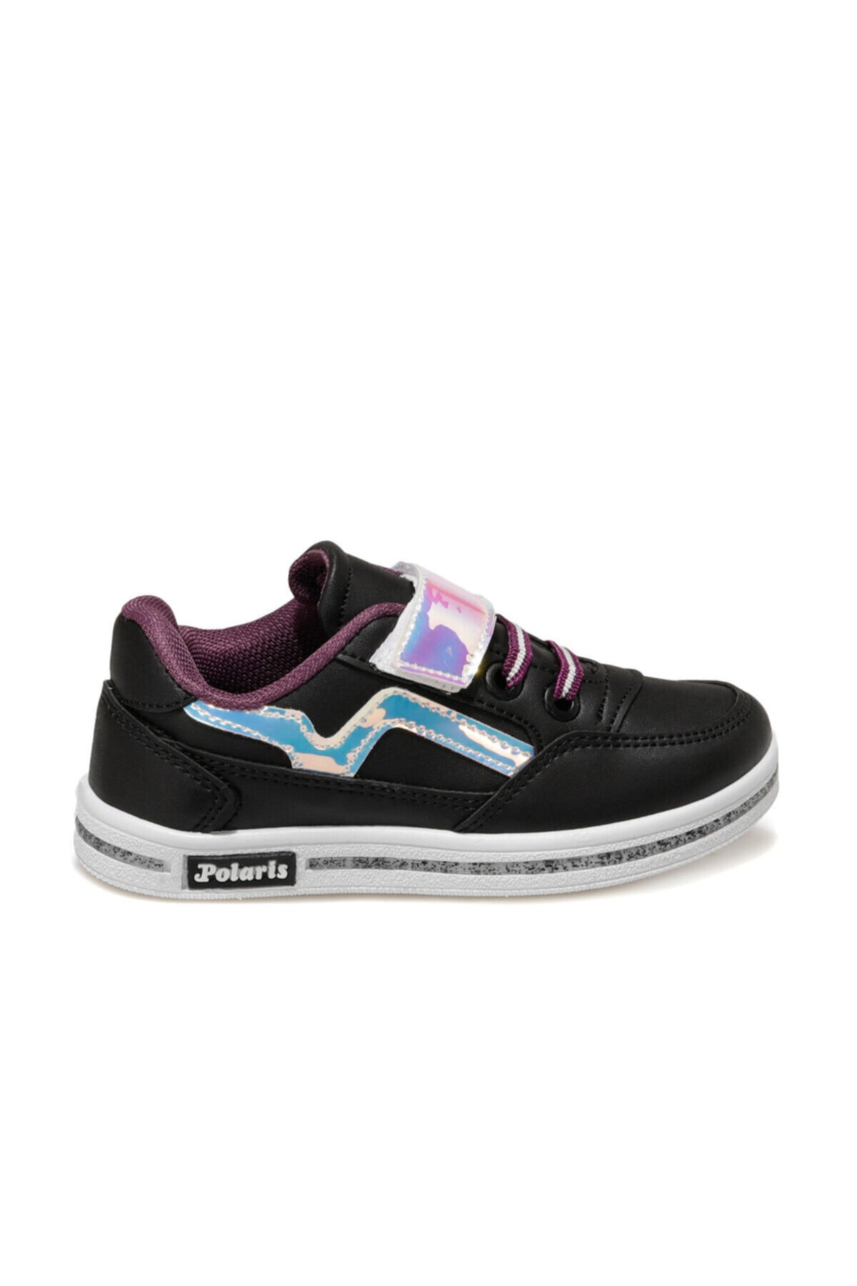 Polaris 612140.P Siyah Kız Çocuk Ayakkabı 100558377 2