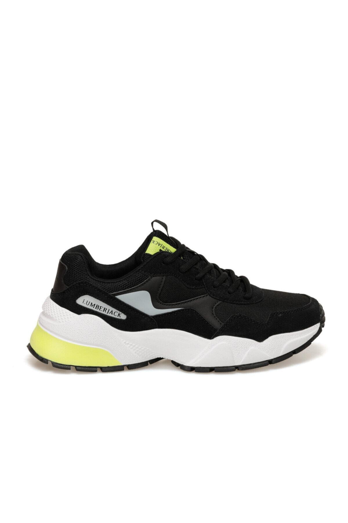 lumberjack BINGO Siyah Erkek Koşu Ayakkabısı 100497490 2