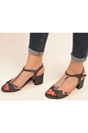 Pierre Cardin Kısa Topuklu Abiye Ayakkabı