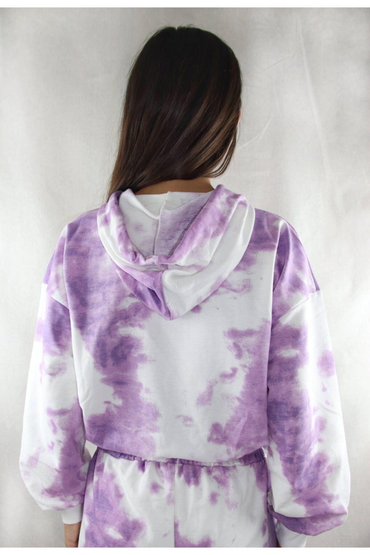 Anita Store Batik Beli Lastikli Sweatshirt 2