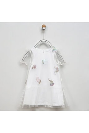 Panço Kız Çocuk Elbise 2011gk26025