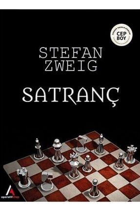 Aperatif Kitap Yayınları Satranç - Stefan Zweig 9786257693189