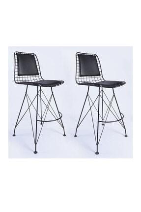 TATAR Tel Bar Sandalye 65 Cm Lik 2 Li