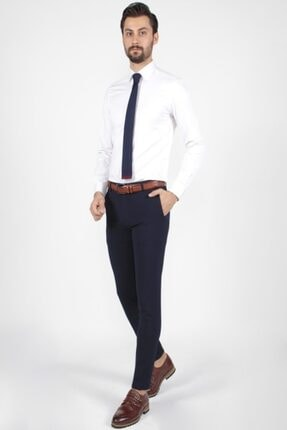 Mcr Casul Süper Slim Erkek Pantolon